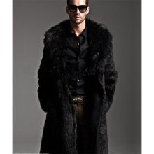 Load image into Gallery viewer, Winter Autumn Faux Mink Leather Jackets (4369912004748)