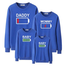 Load image into Gallery viewer, Daddy Mommy and Baby Family Matching Outfits (4369728340108)