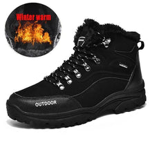 Load image into Gallery viewer, Outdoor Waterproof Hiking Boots Men Winter Shoes (4369981866124)