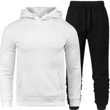 Load image into Gallery viewer, Men Tracksuit Outerwear Hoodies Pants Set (4369752719500)