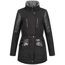 Load image into Gallery viewer, Casual Patchwork Cotton Padded Women Coat (4369999986828)
