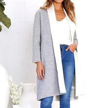 Load image into Gallery viewer, Women Casual Coat Long Sleeve (4370037997708)