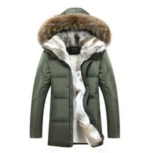 Load image into Gallery viewer, Men Women Winter Duck Down Coat Plus Size S-5XL (4370142265484)