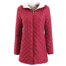 Load image into Gallery viewer, Women 5 Color Hooded Coats Plus Size (4369999167628)