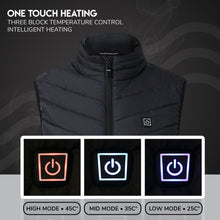 Load image into Gallery viewer, InstantWarm™ Smart Heating Vest (4365657440396)
