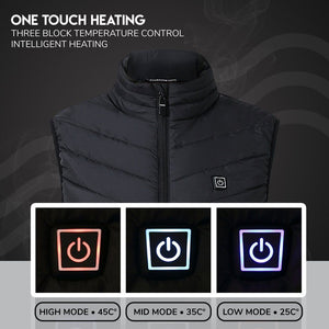 InstantWarm™ Smart Heating Vest (4365657440396)