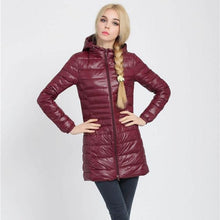 Load image into Gallery viewer, Women's Winter Jacket (4365974864012)
