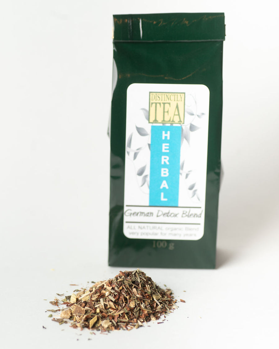 German Detox Blend  Organic - Herbal Tea