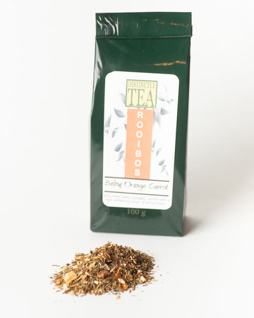 Balmy Orange Carrot - Rooibos Tea