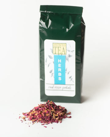 Red Rose Petals - Herbal Tea