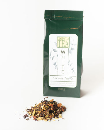 Coconut Truffle  - White Tea