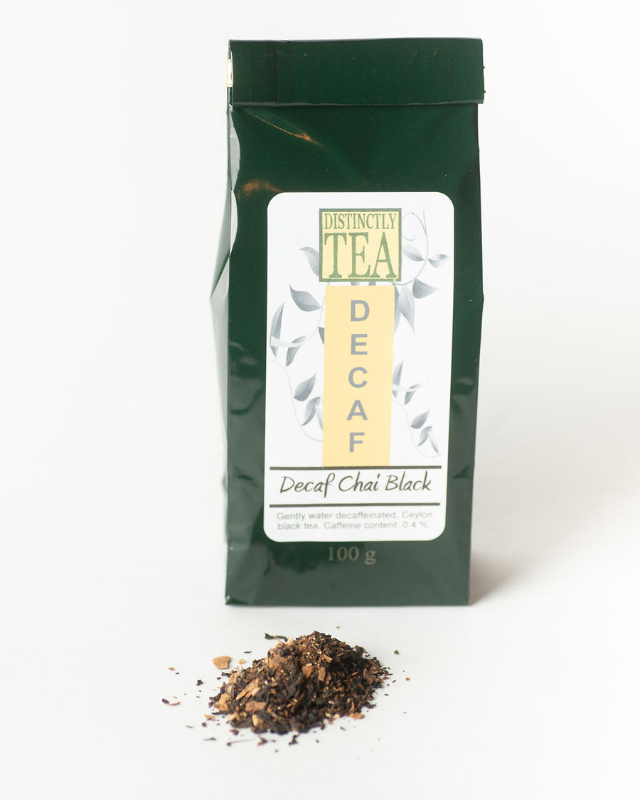 Decaf Chai Black - Black Tea