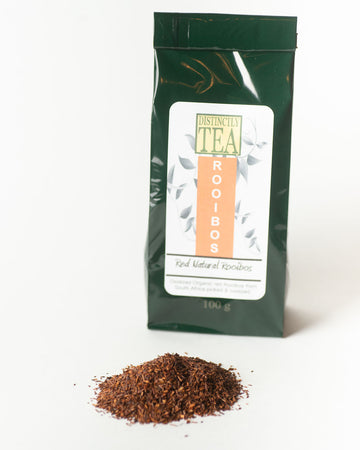 Red Natural Rooibos Organic - Rooibos Tea