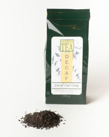 Decaf Earl Grey - Black Tea