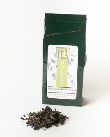 Fujian Rock Shuixian Oolong - Oolong Tea