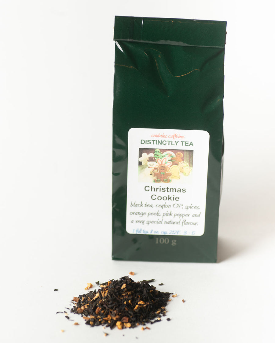 Christmas Cookie Black - Black Tea
