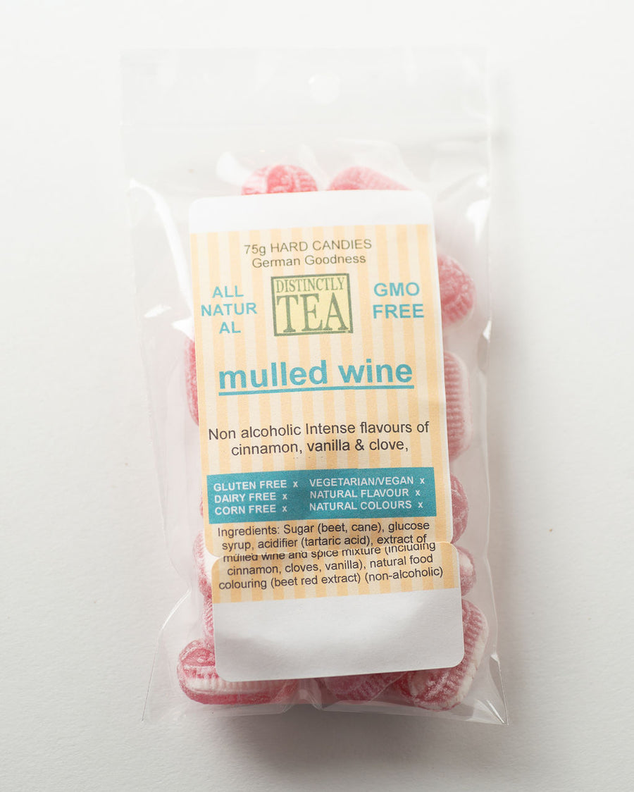 Mulled Wine - Candies