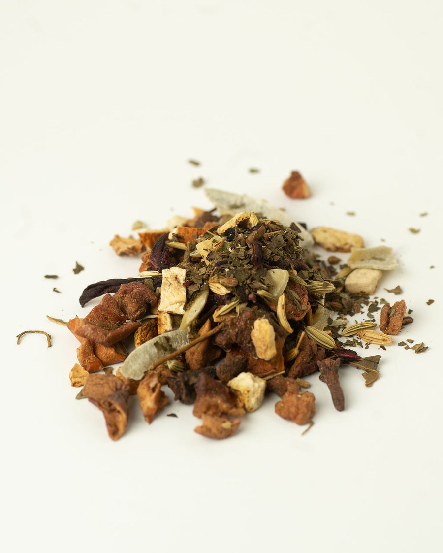 Almond Fire Light - Fruit Tea