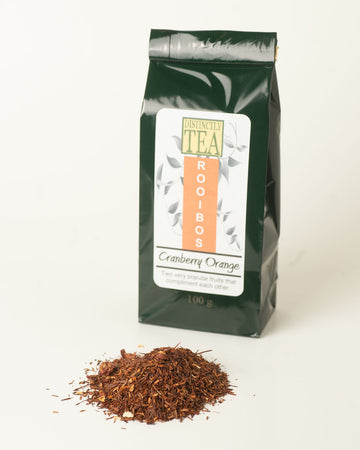 Cranberry Orange Rooibos -  Rooibos Tea