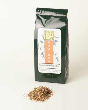 Green Natural Rooibos - Rooibos Tea
