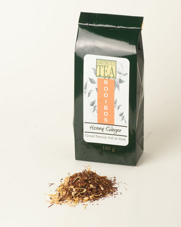 Honey Ginger Rooibos  - Rooibos Tea
