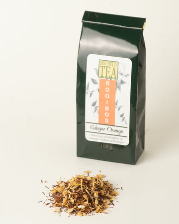 Ginger Orange - Rooibos Tea