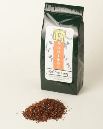 Red Earl Grey - Rooibos Tea