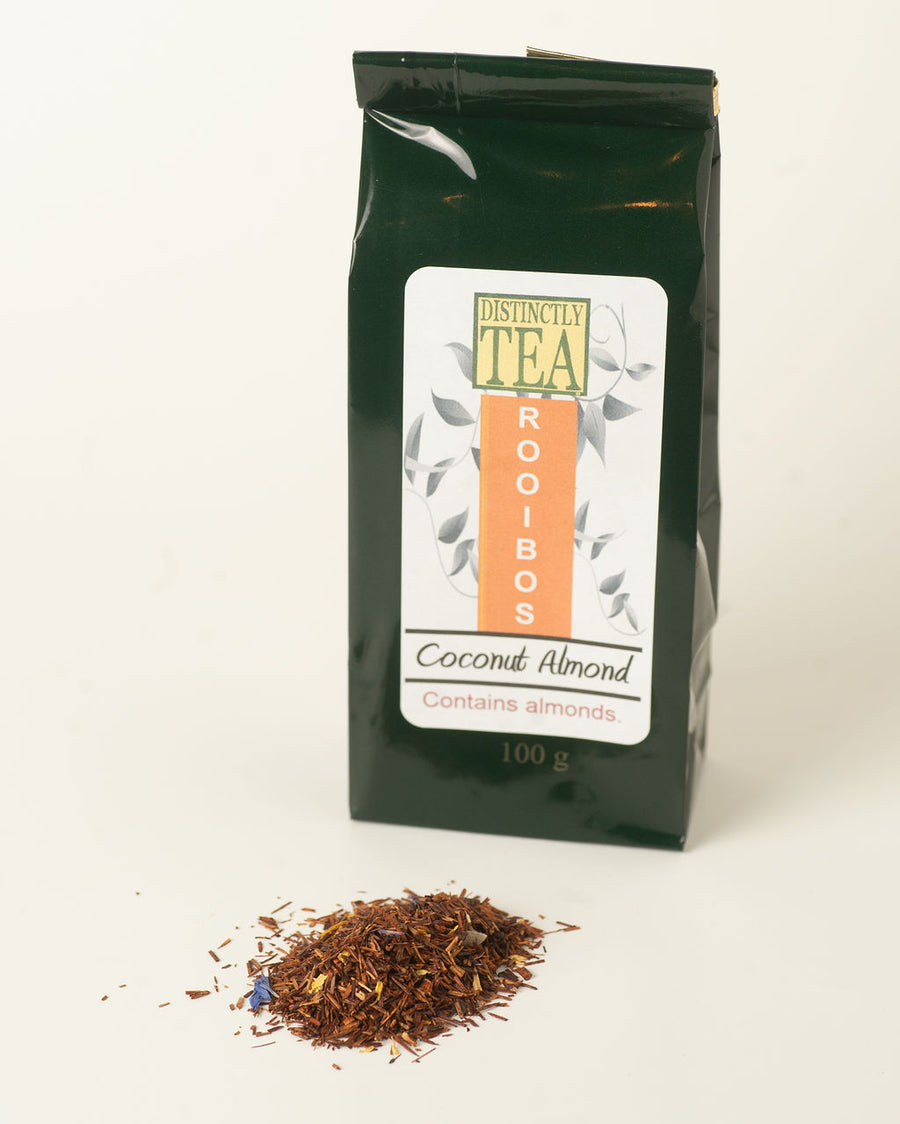Coconut Almond  - Rooibos Tea