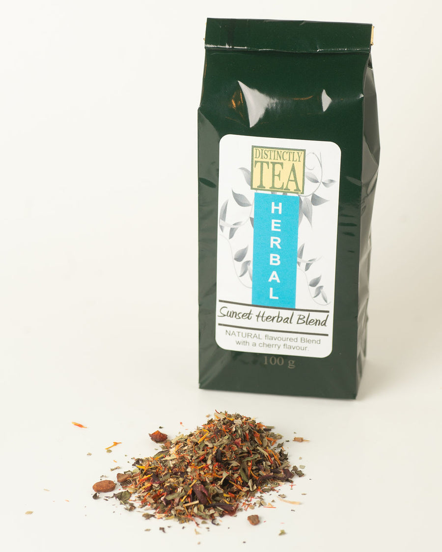 Sunset Herbal Blend - Herbal Tea Blend