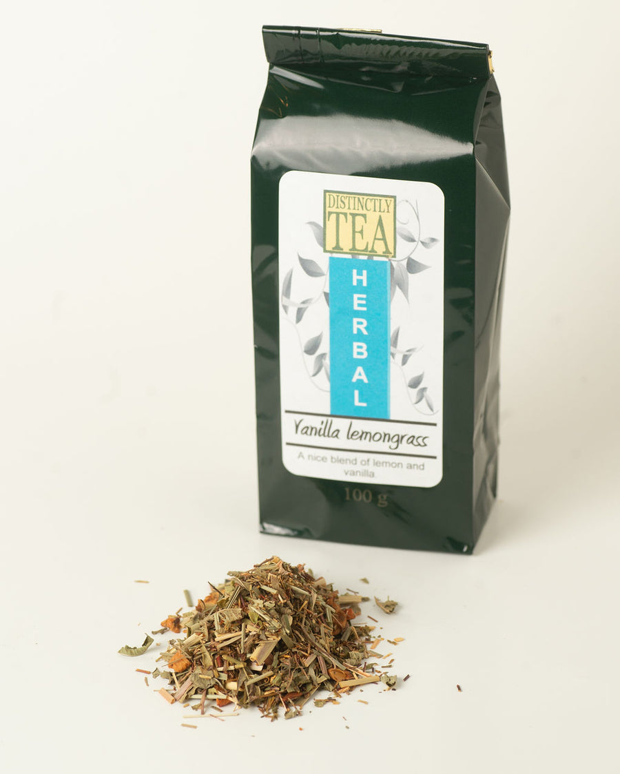 Vanilla Lemongrass - Herbal Tea