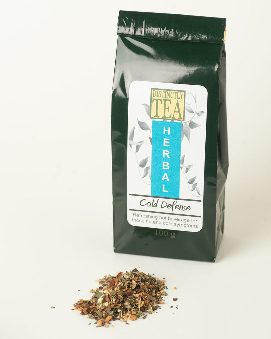 Cold Defense Organic - Herbal Tea Blend