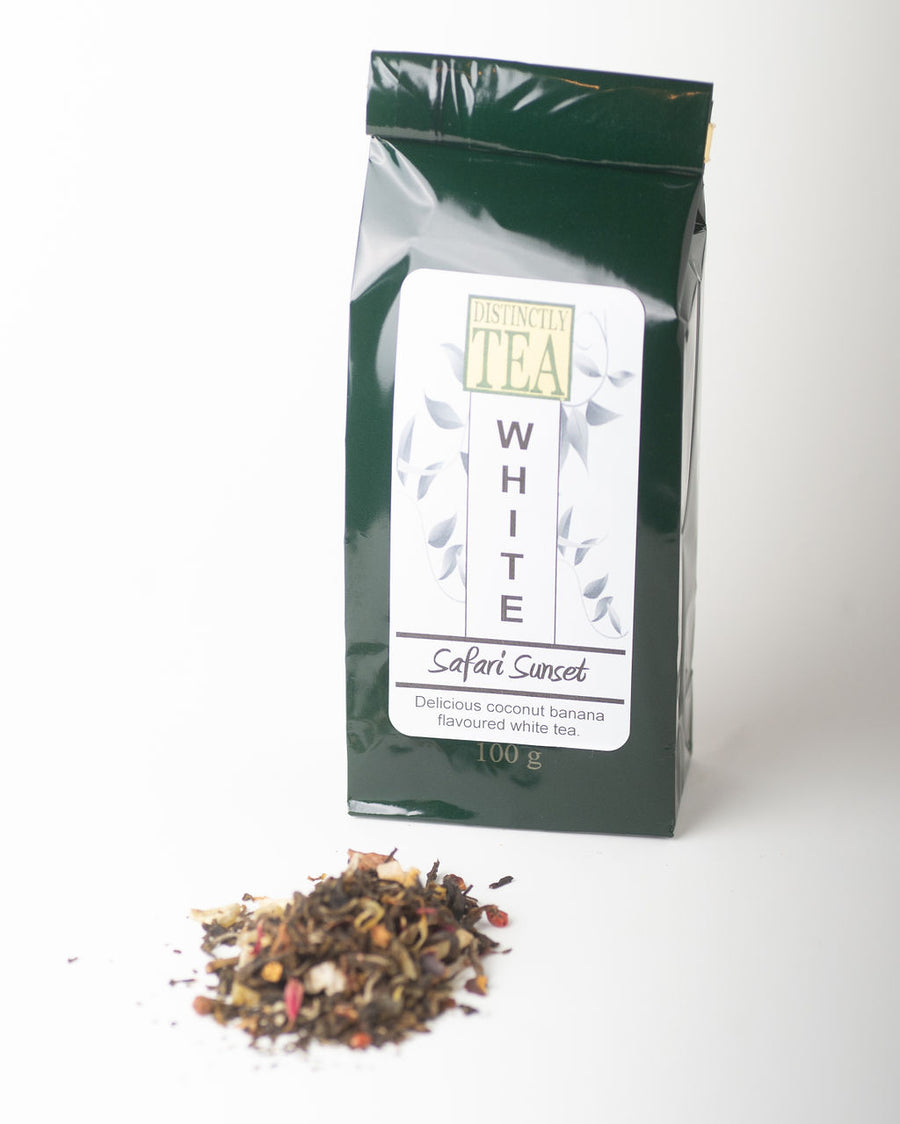 Safari Sunset - White Tea