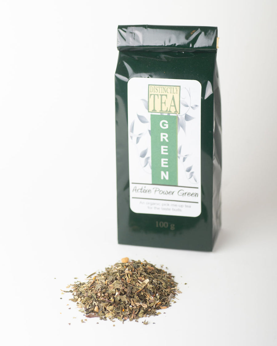 Active Power Green Organic - Green Tea