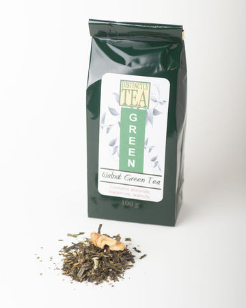 Walnut Green Tea - Green Tea