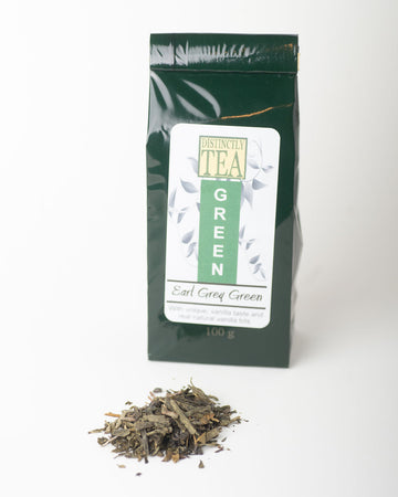 Earl Grey Green - Green Tea