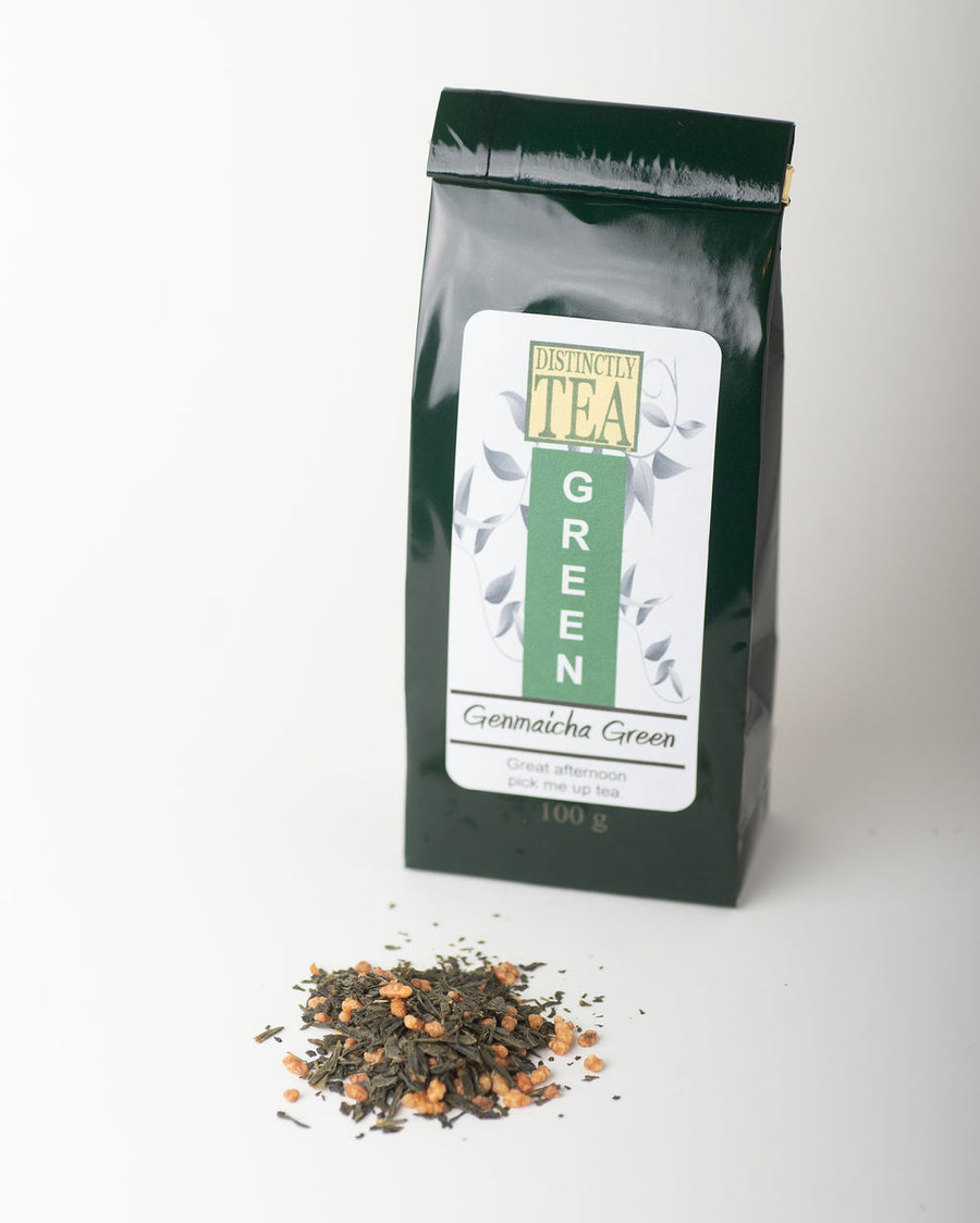 Genmaicha - Green Tea
