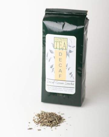 Decaf Green Sencha - Decaf Tea