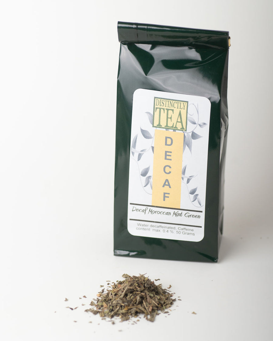 Decaf Moroccan Mint - Green Tea