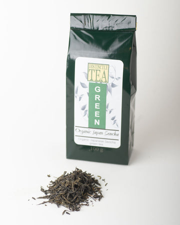Organic Japanese Sencha - Green Tea