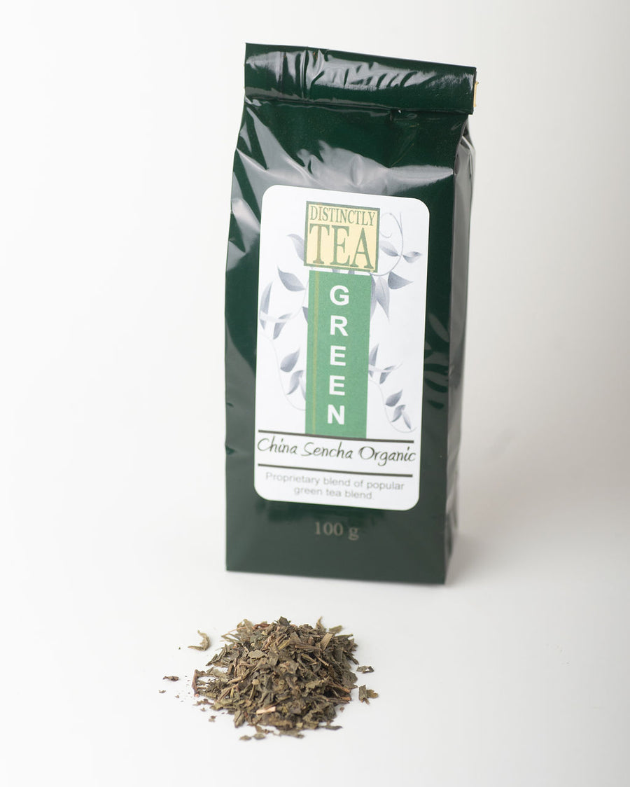 China Sencha Organic - Green Tea