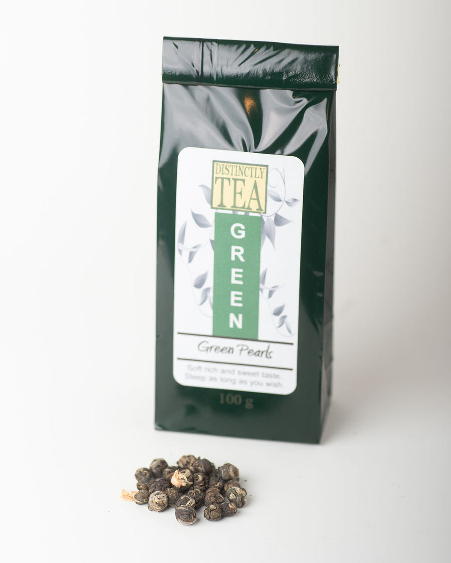Green Pearls - Green Tea