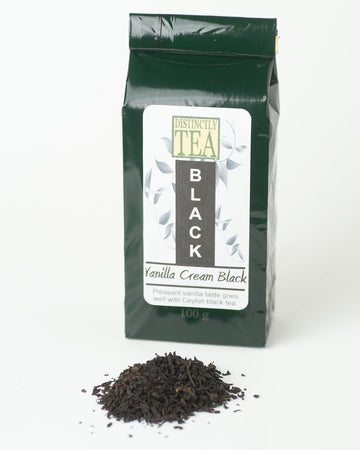 Vanilla Cream Black - Black Tea