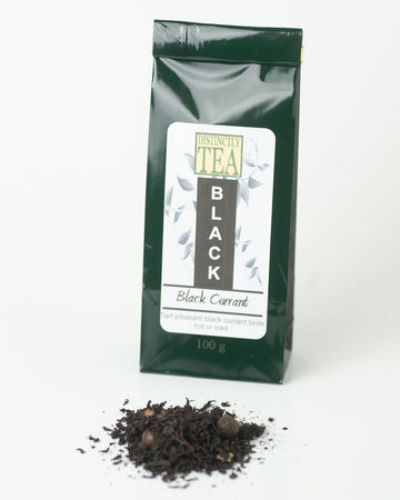 Black Currant - Black Tea