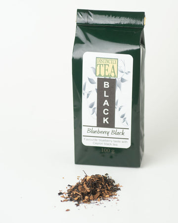 Blueberry Black - Black Tea