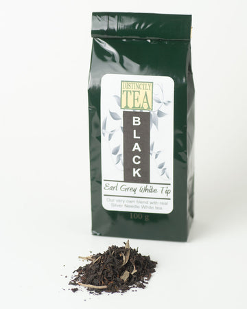 Earl Grey White Tip - Black Tea