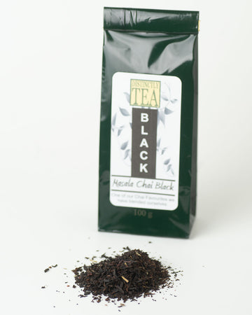 Masala Chai Black - Black Tea
