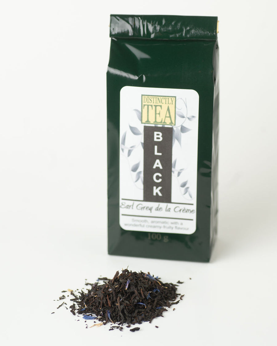 Earl Grey De La Creme - Black Tea