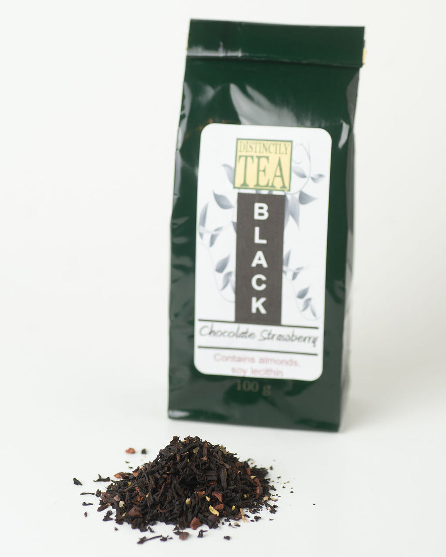 Chocolate Strawberry - Black Tea