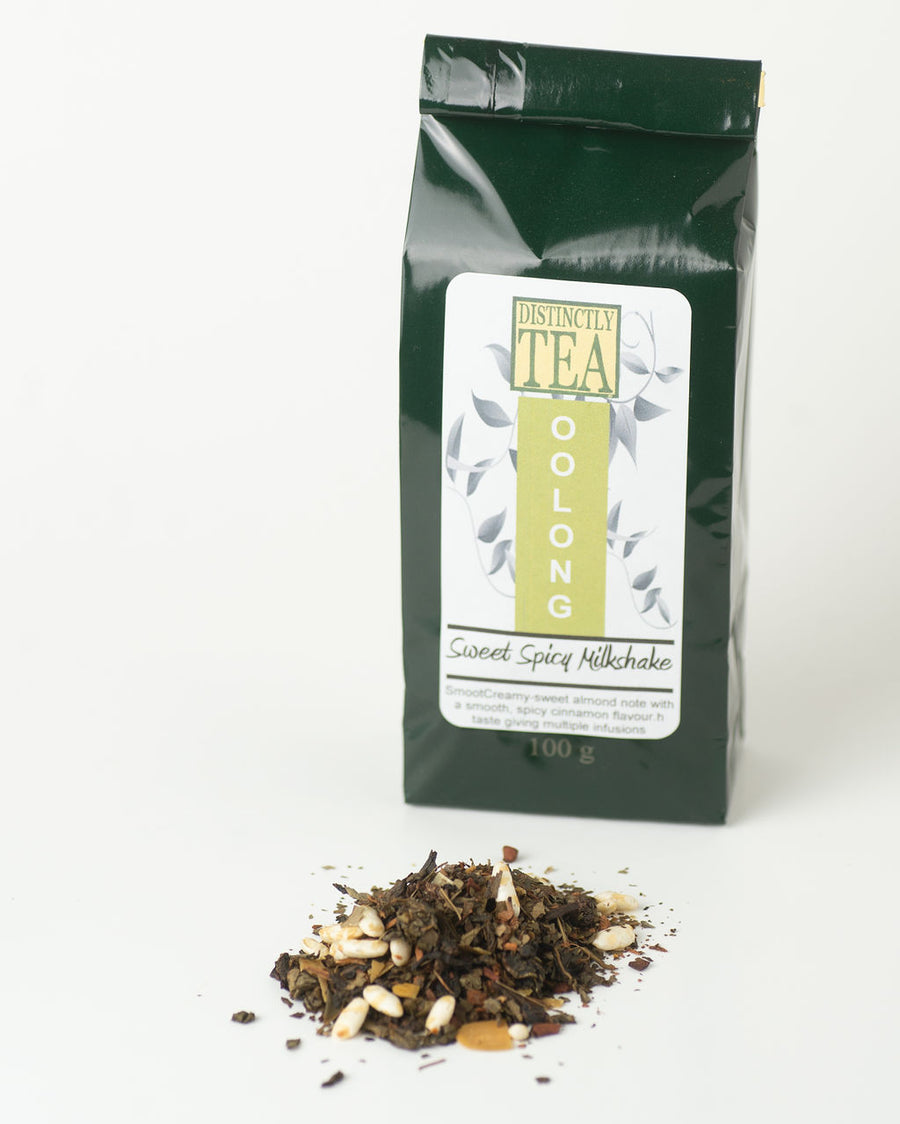 Sweet Spicy Milkshake - Oolong Tea