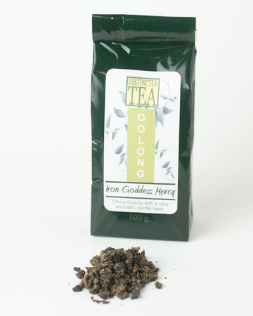 Iron Goddess Mercy - Oolong Tea